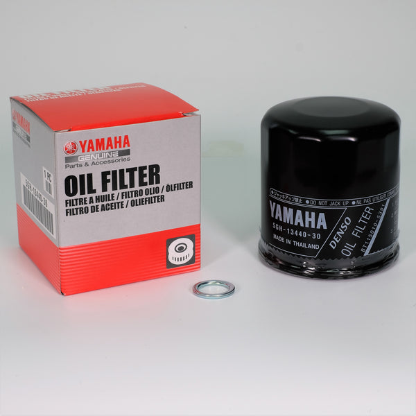 Yamaha Oil Filter (XSR900)-Alf England