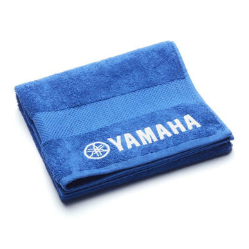 Yamaha Bath Towel (Blue)