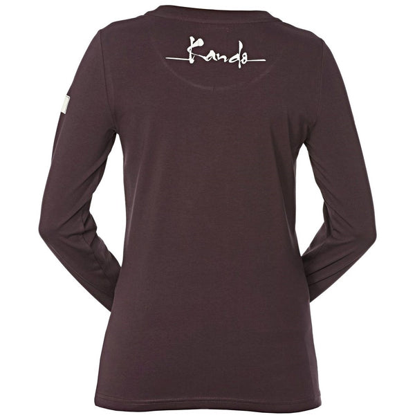 Kando Women's Long Sleeved T-Shirt (XS)-Alf England