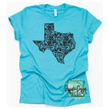 Texas Lace - RTS Screen Print Transfer