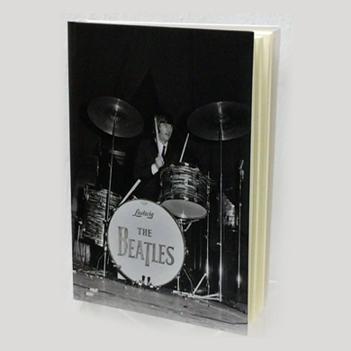 The Beatles Hardback Journal