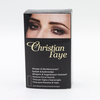 Christian Faye Eyebrow Dye BLACK