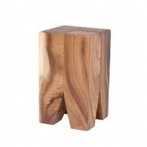 Solid Wooden Stool