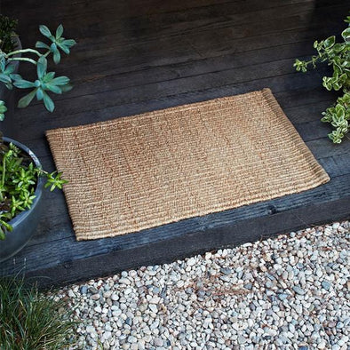 Nest Weave Entrance Mat