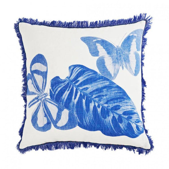 Gondwana Blue Cushion 60cm