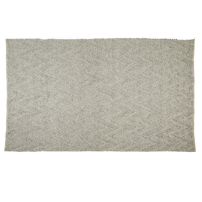 Tepih Arrow Rug - Mid Grey