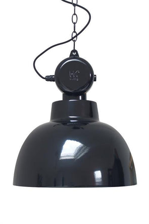 Factory Lamp Pendant - Black