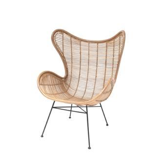 Egg Natural Rattan Chair