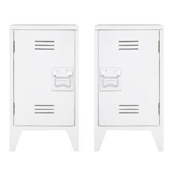 White Nightstand (set of two)