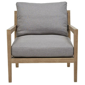 Axiom Occasional Chair (Fabric) Grey Ash