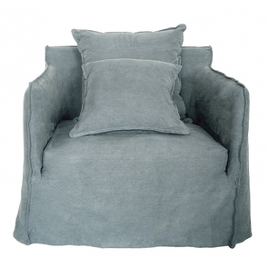 Casper Armchair Winter Grey