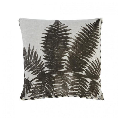 Cushion Fern Black