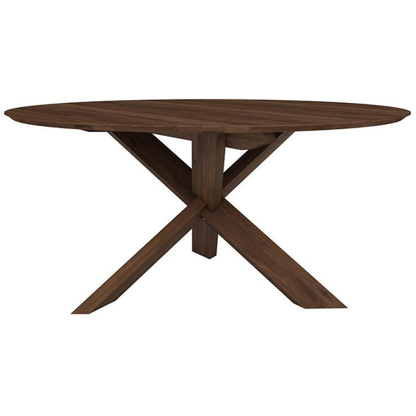 Ethnicraft Circle Dining Table