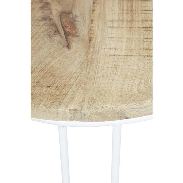 Flinders Slat Side Table