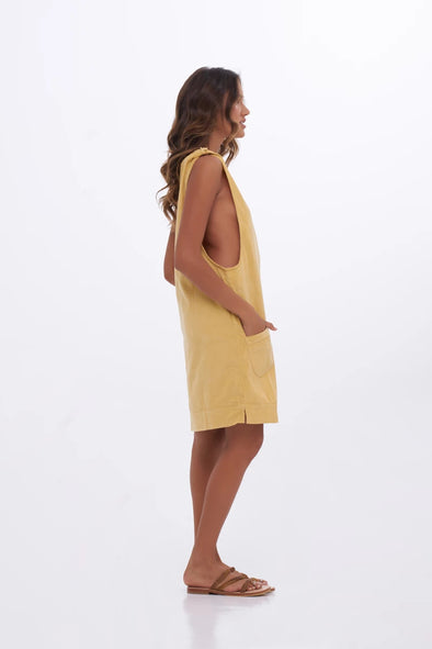 Luella Dress Sunshine