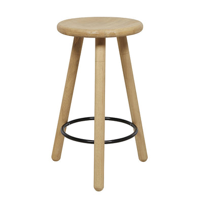 Linea Barstool Black/Natural