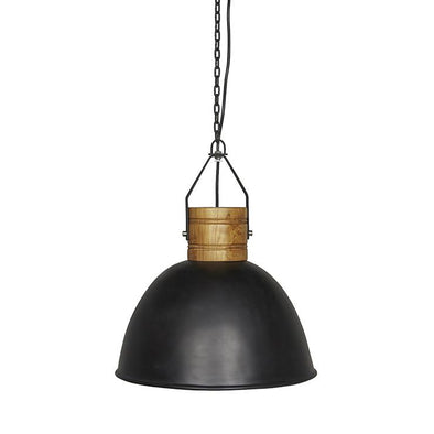 Brooklyn Loft Pendant - Black