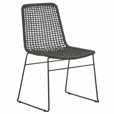 Olivia Open Weave Dining Chair (Backorder)