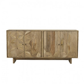Tia Parquetry Buffet