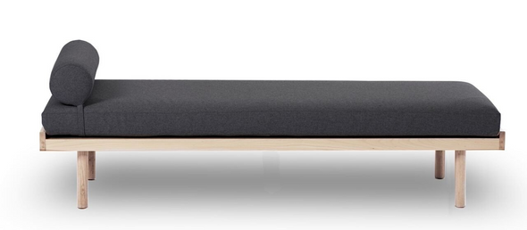 Sigh Daybed Dark Grey Marle