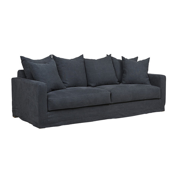 Sketch Sloopy 3 Seater Sofa Ink