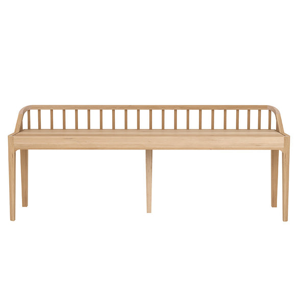 Ethnicraft Spindle Bench
