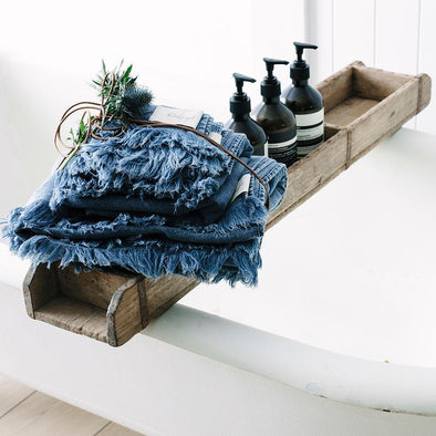 Stonewash Bath Sheet Bundle