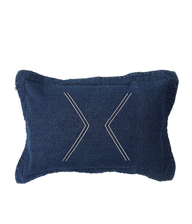 Lil Nomads Cushion Vintage Washed Denim With Inner