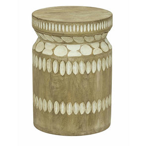 Vionnet Painted Stool