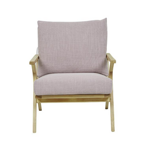 Vittoria Folk Occasional Chair Musk