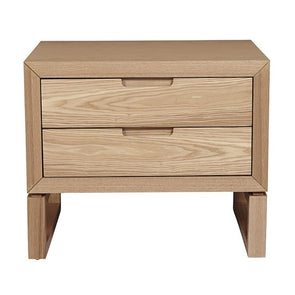 Viva 2 Drawer Bedside
