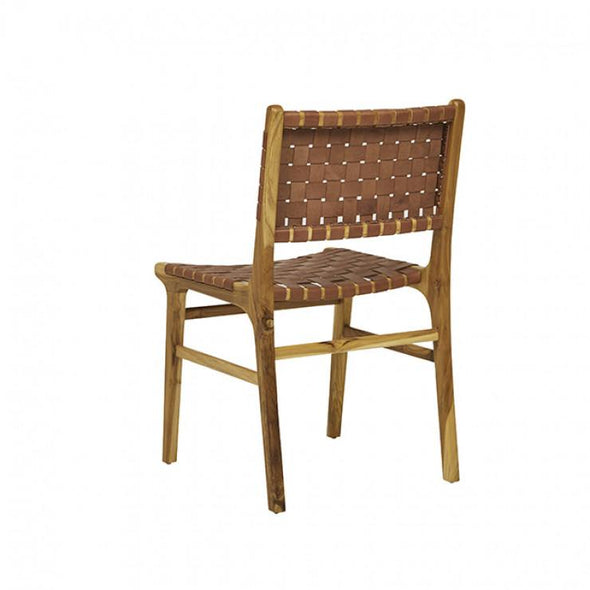 Wilkie Woven Dining Chair