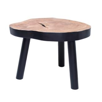 Tree table L black