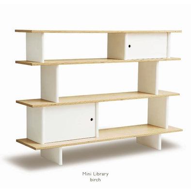 Oeuf Mini Library - Birch (Out of Stock)