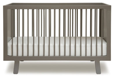 Oeuf Sparrow Cot - Grey