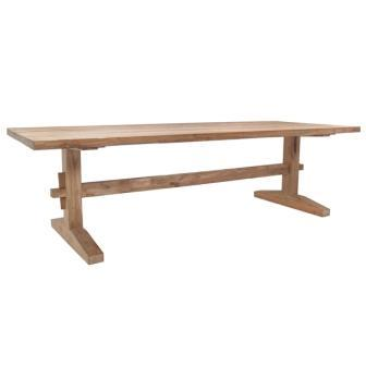 Rustic table XL