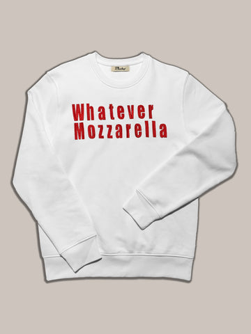 Whatever Mozzarella Sweater