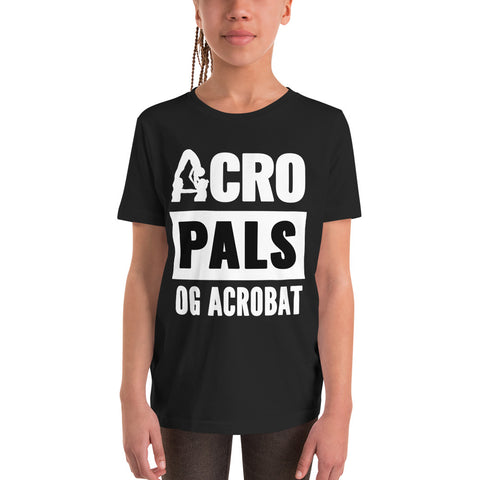 AcroPals OG Tee Youth Short Sleeve T-Shirt