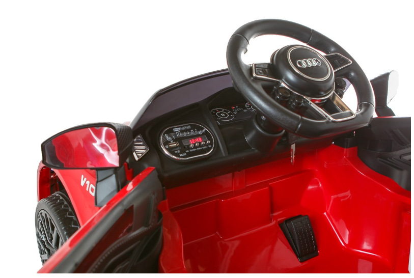 Licensed Audi R8 Spyder 12v Battery