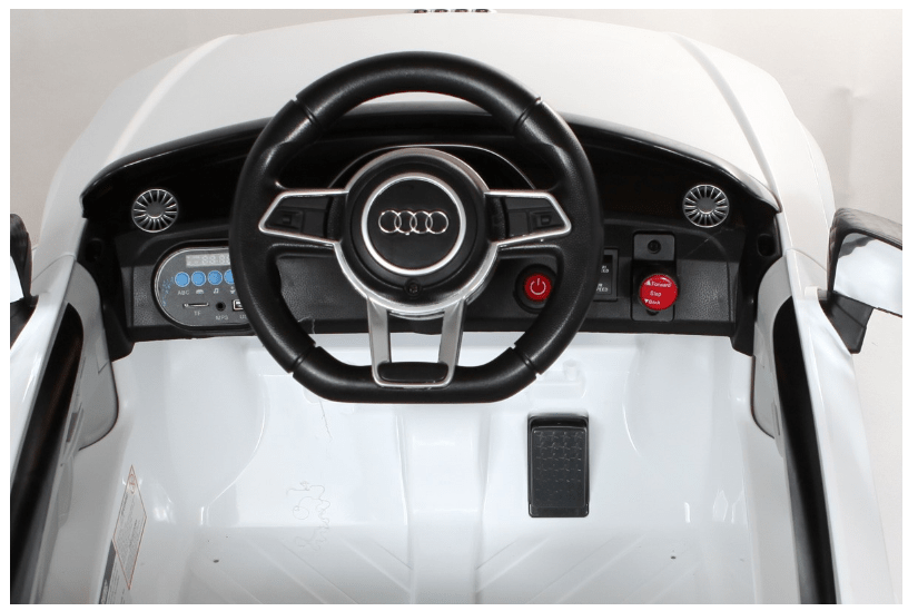 Licensed Audi TT RS 12v Battery