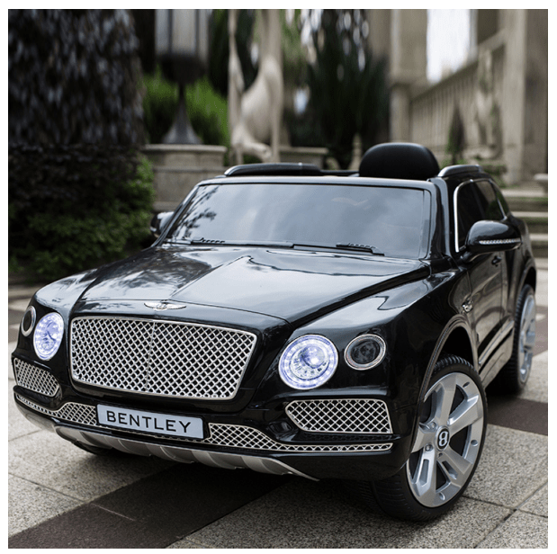 Licensed Bentley Bentayga SUV 12v Battery with Remote Control