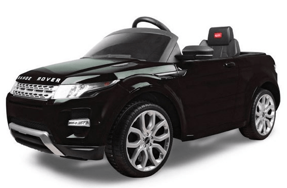 Licensed Range Rover Evoque 12v Battery with Remote