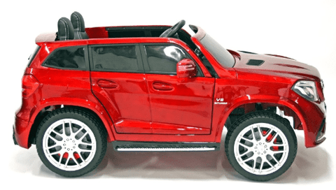 Image of Licensed Mercedes GLS 63 Jeep Two Seater 24v Battery with Remote Control