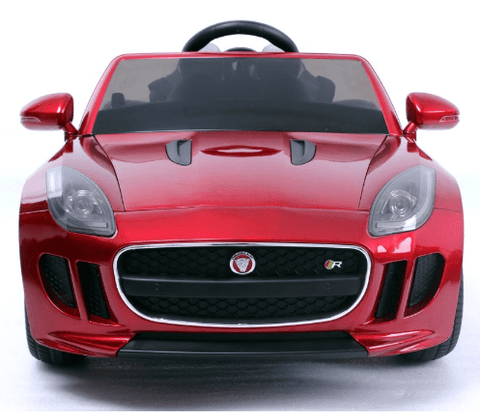 Image of Licensed Jaguar F-Type 12v Battery with Remote Control
