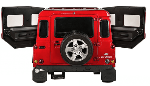 Image of Licensed Land Rover Defender 12v Battery with Remote Control