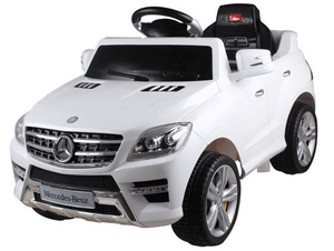 Licensed Mercedes ML350 6V Battery with Remote Control