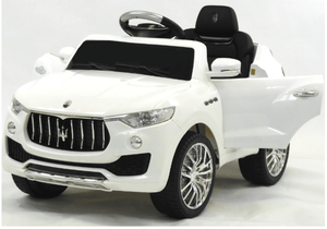 Licensed Maserati Levante 6v Battery with Remote Control