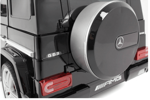 Licensed Mercedes G63 SUV 12v Jeep Battery Powered with Remote Control