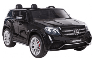 Licensed Mercedes GLS 63 Jeep Two Seater 24v Battery with Remote Control