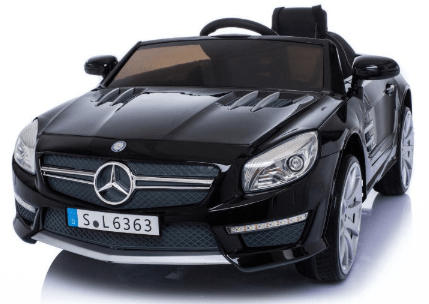 Licensed Mercedes SL63 AMG 12v Battery with Remote Control